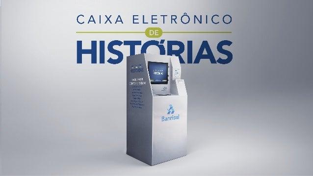 Escala - Caixa Eletrônico de Histórias
