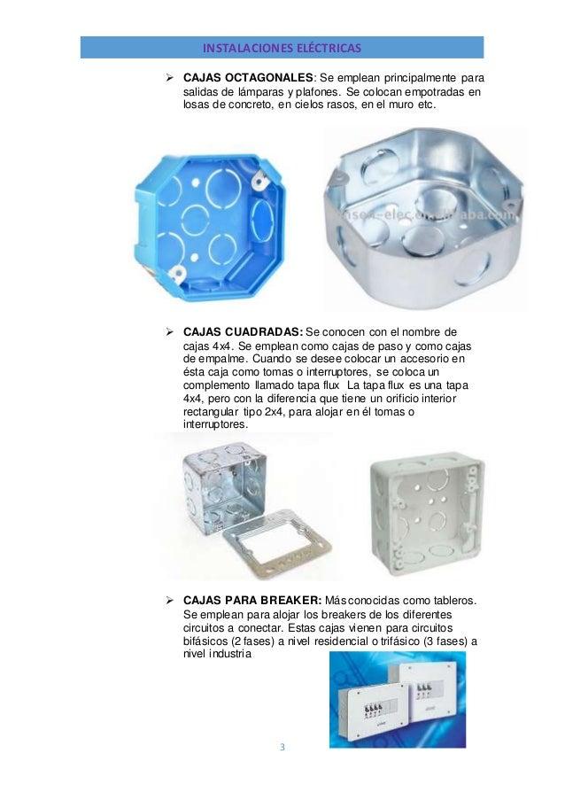 Cajas de luz y buzones - Tipos de interruptores de luz ...
