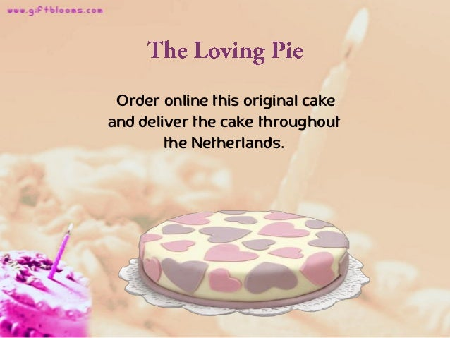 Online Birthday Cake Delivery USA