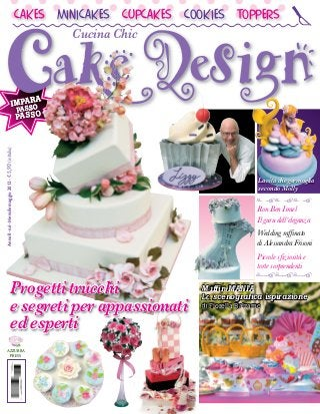 Cake designmagazine n6-05.2012