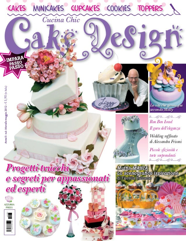 Cake Designmagazine N6 052012