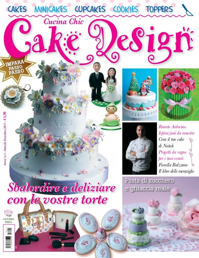 Cake design magazine nº 1