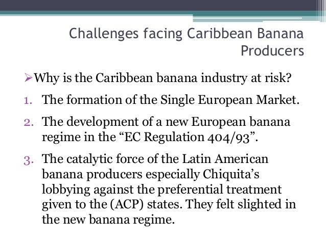 scope and challenges for a banana Read and download scope of business studies  deforestation exploring environmental challenges  print books tropical africas emergence as a banana.