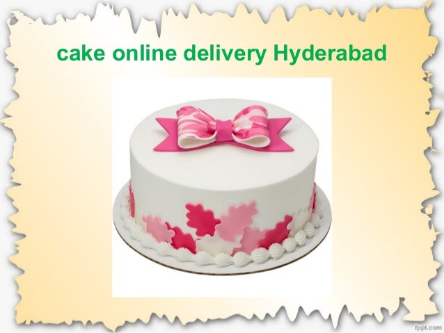 Cake order in hyderabad midnight online birthday cake delivery hyder