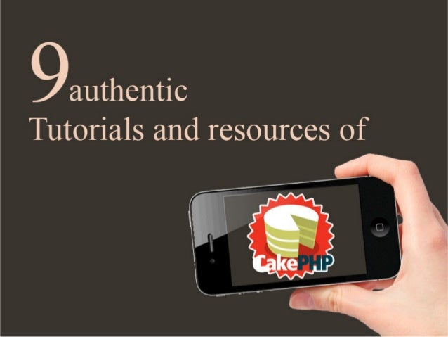 Cakephp 3. 4 tutorial for beginners step by step 1 how to.