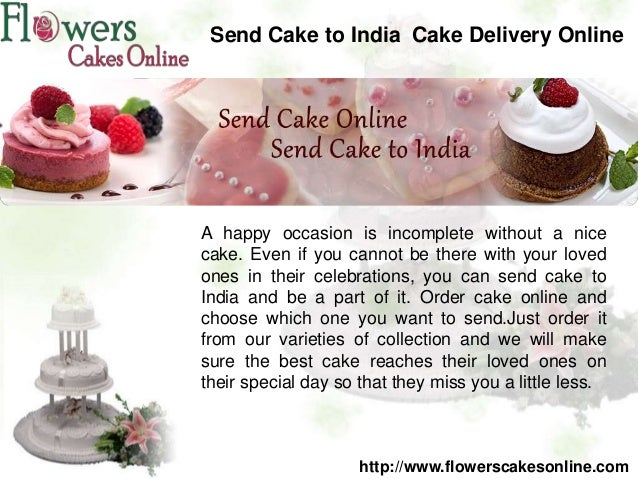 Send Cake to India Cake Delivery Online Birthday Cake