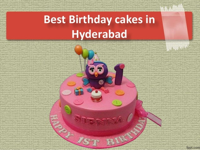 Cakes Delivery in Hyderabad, Order birthday cake online Hyderabad - C…