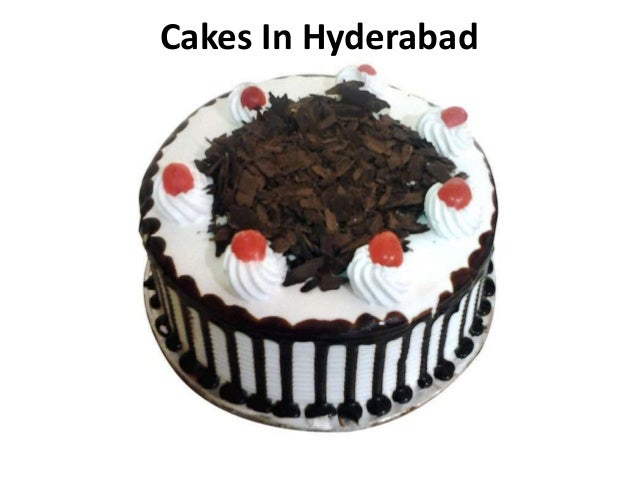 Cakes In Hyderabad