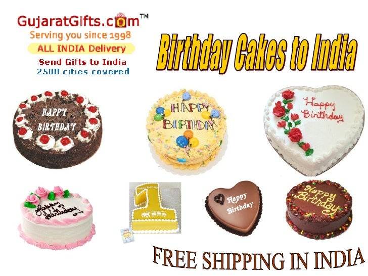 How To Send Cake Usa From India
