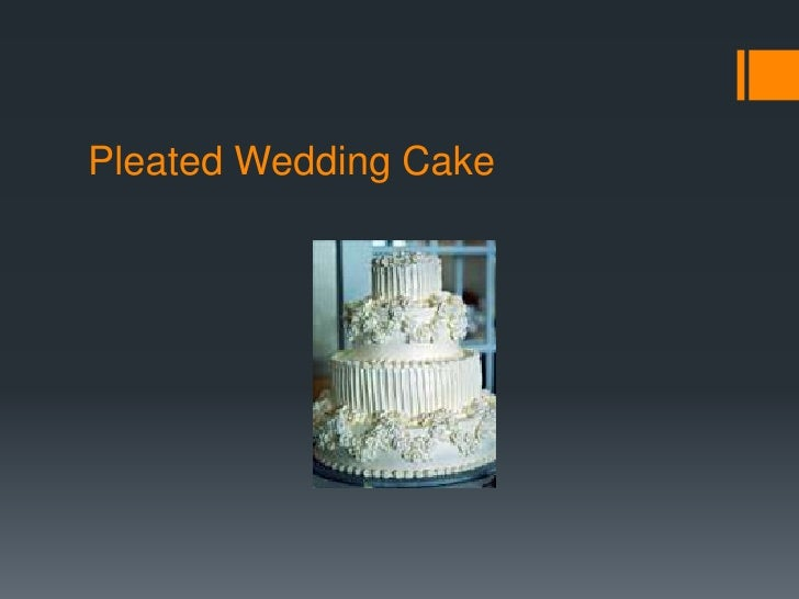 Twisted Sister Wedding Cakes