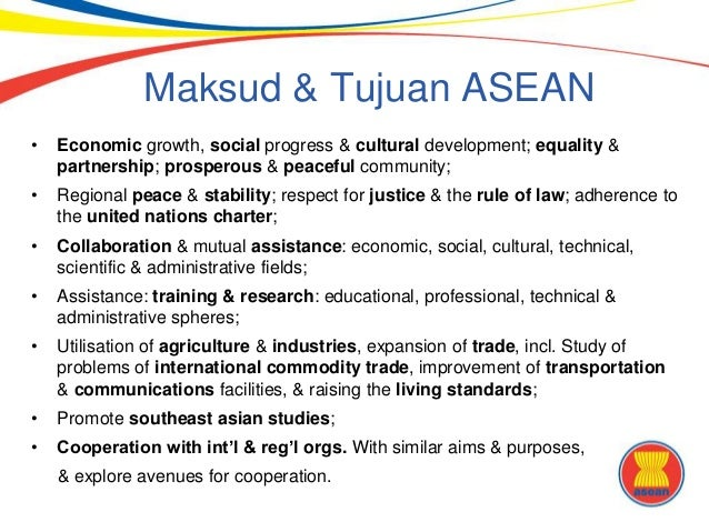 benefits of being the asean member essay Free essay: the association of southeast asian nations introduction formed in the association of southeast asian nations (asean) after being introduced to it.