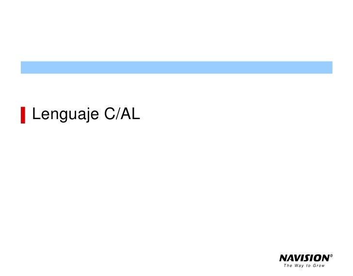 Lenguaje C/AL