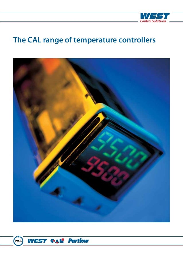 The CAL range of temperature controllers