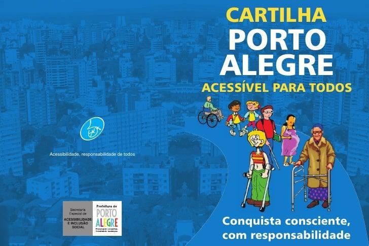 CARTILHA                                              PORTO                                              ALEGRE           ...