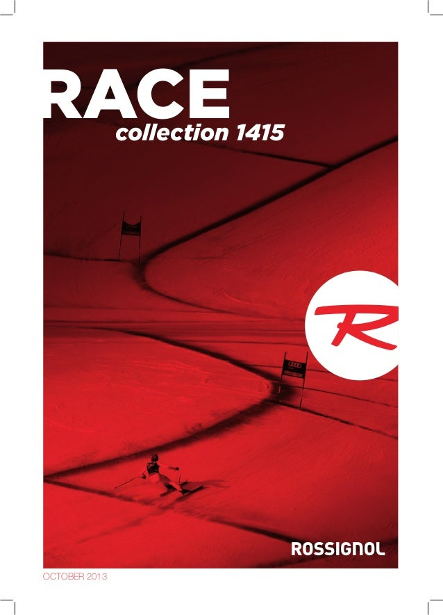 OCTOBER 2013 RACEcollection 1415 COVER_Mapping1415.indd 6 09/10/13 16:27