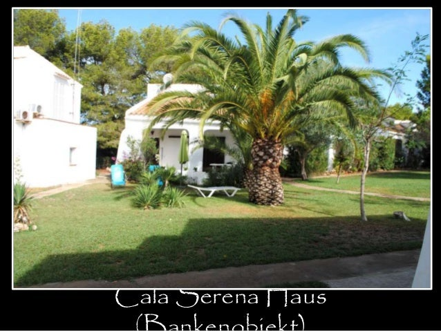 Cala Serena Haus  (Bankenobjekt)