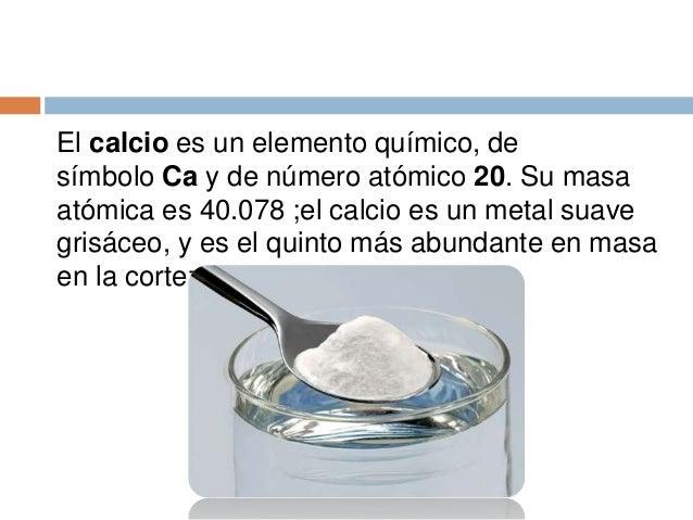 Calcio Slide 2