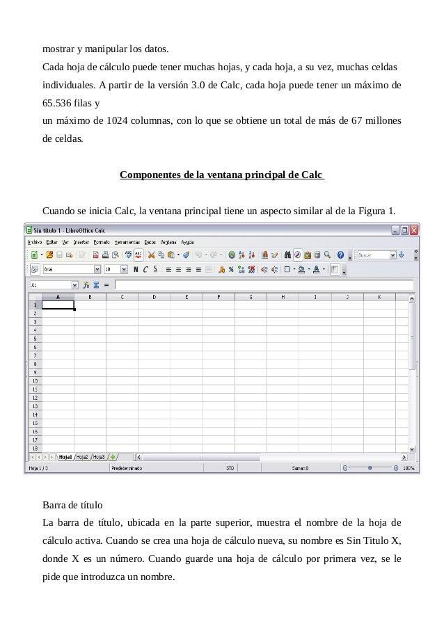 Calc libreoffice pdf