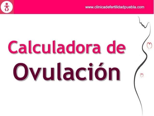 ¿Buscas Embarazarte? Estás intentando quedar embarazada, bien, esta calculadora de ovulación te apoyará en tu búsqueda de ...
