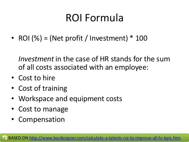 How to put a dollar value on a talent? • Net profit is supposed to show the benefit that an employee contributed to the or...