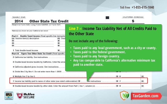 calculate california state income tax 2013