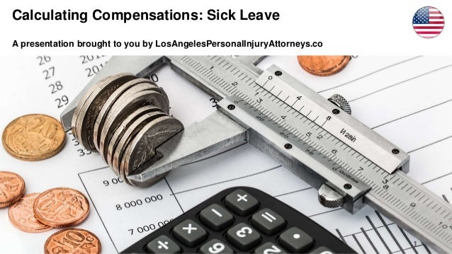 calculating compensations sick leave