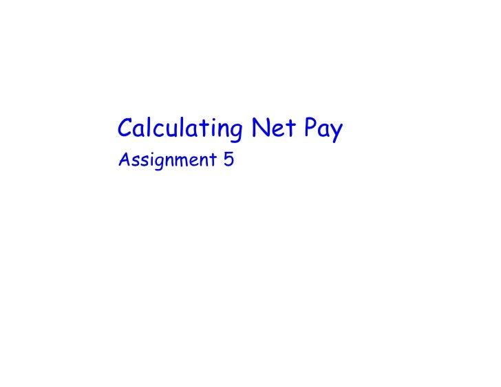 Income Paper
