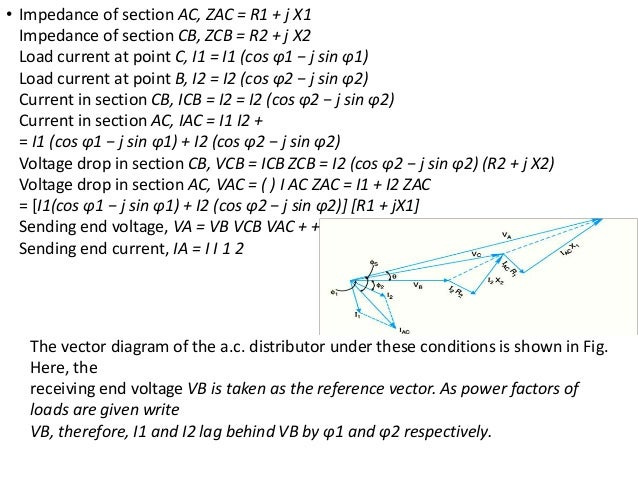 https://www slideshare net/vishalgohel12195/calculations-of-ac-distributions-methods-amp-3-phase-unbalanced-loads-amp-4-wire-star-connected-loads-amp-ground-detector