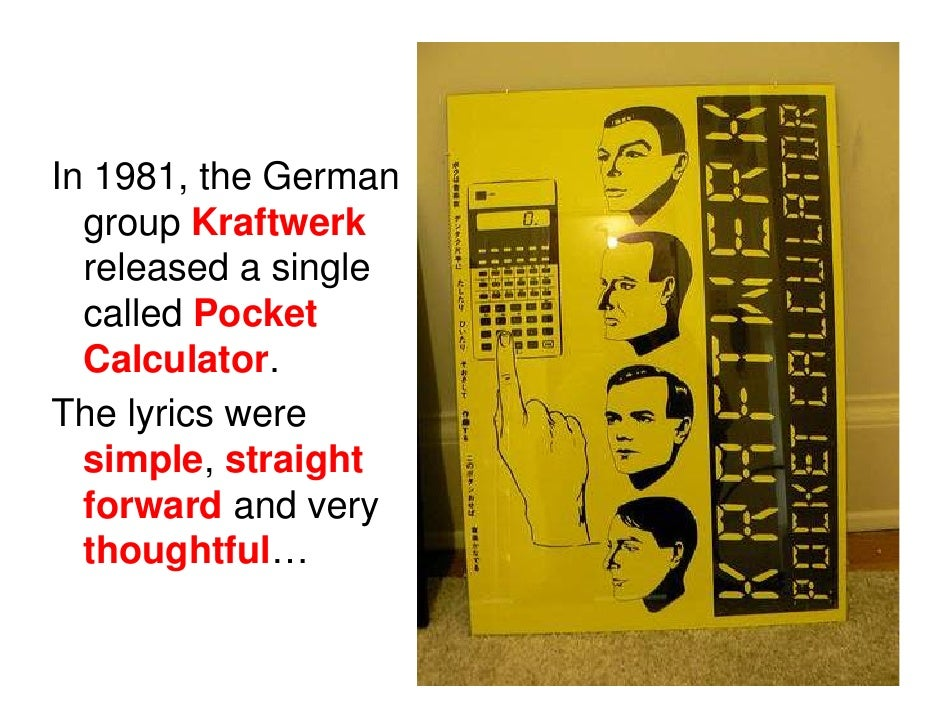 Facit and the Disruptive Electronic Calculator Slide 2