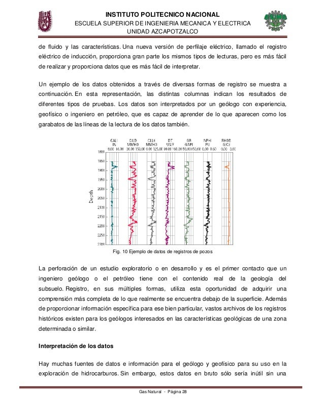 Calculo de gas natural redes internas