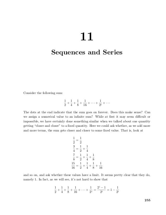 Calculus 11 sequences_and_series