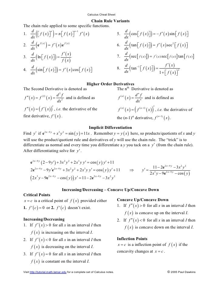 memorize methods for calculus midterm Calculus doesn't end simply because you're not taking a calculus course any longer, but it is used as a tool in other more powerful areas of mathematics, including computer science just as the basic algebra (ie polynomials) you learned in high school was used to learn calculus.