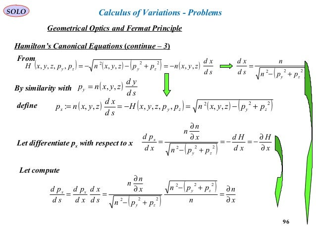 calculus of variation First six chapters include theory of fields and sufficient conditions for weak and strong extrema chapter seven considers application of variation methods to systems with infinite degrees.