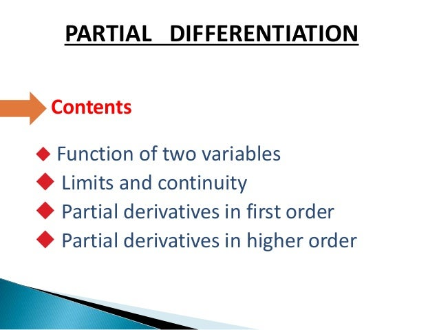 Calculus ppt on