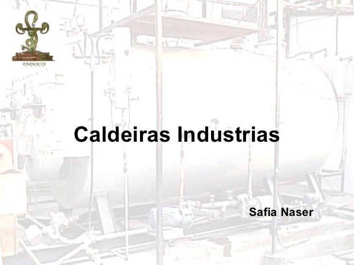 Safia Naser Caldeiras Industrias