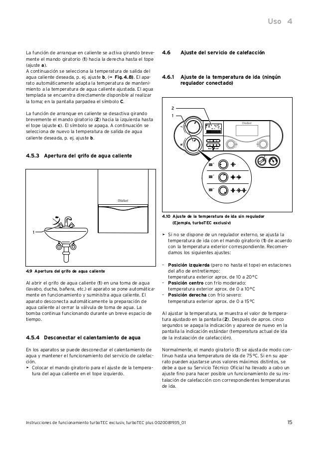 Vaillant Ecotec Plus Manual >> Calentadores solares: Instrucciones vaillant