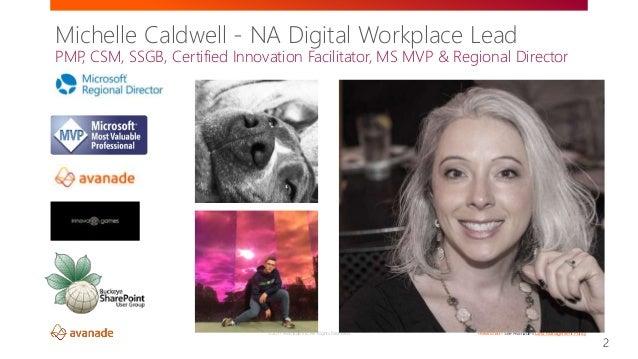 Reimagine the Way Work Gets Done - SharePoint Fest Denver 2017 Slide 2