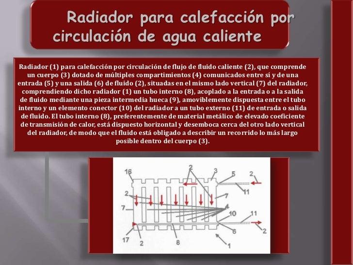 Radiadores de agua para calefaccion free caldera para - Calefaccion radiadores de agua ...