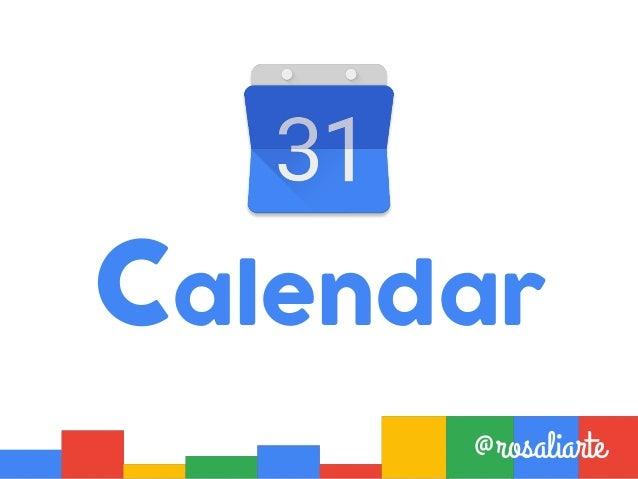@rosaliarte Calendar