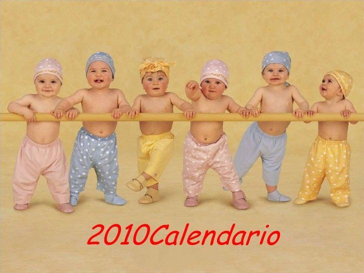 2010Calendario<br />