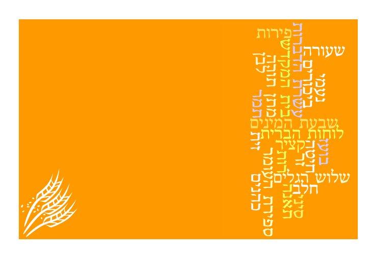 """לוח השנה של הלול (עם חופשות משרד החינוך) - תשע""""א"""