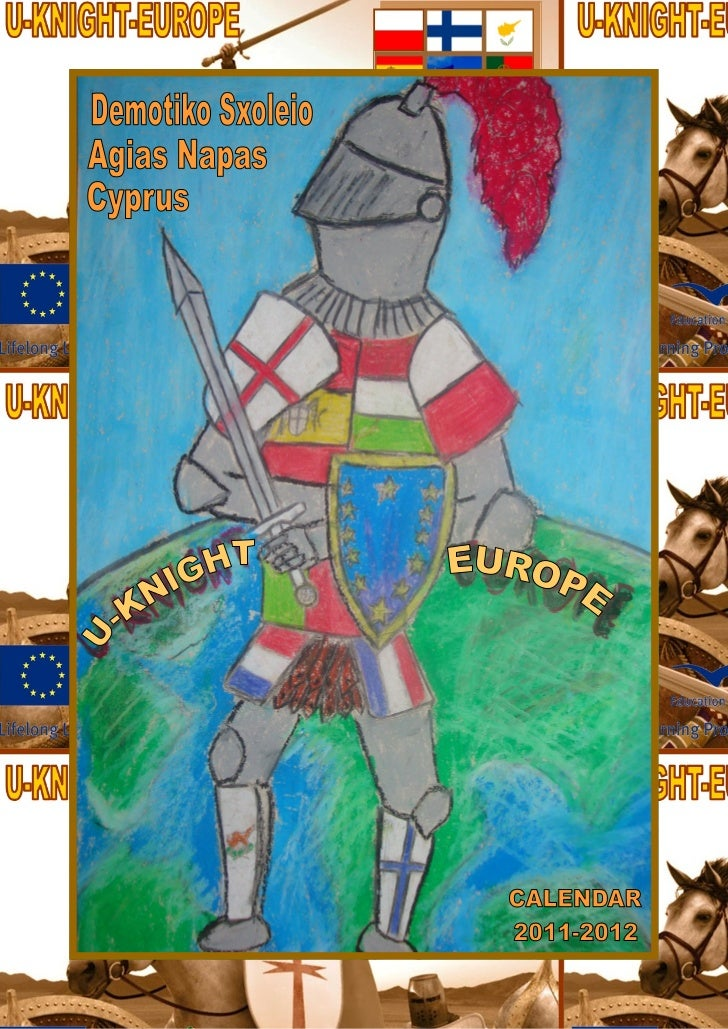 """The """"U-Knight-Europe"""" project is undertaken with the broad objective of promoting Europeancitizenship through the emphasis..."""
