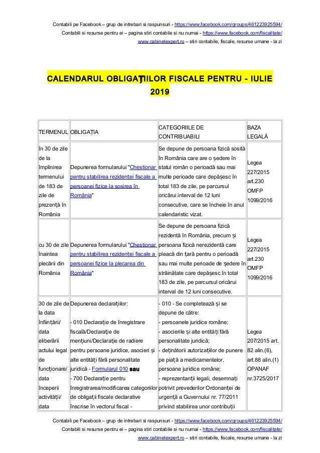 Contabili pe Facebook – grup de intrebari si raspunsuri - https://www.facebook.com/groups/461223925594/ Contabili si resur...