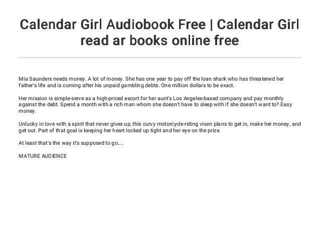 Read mature books online free