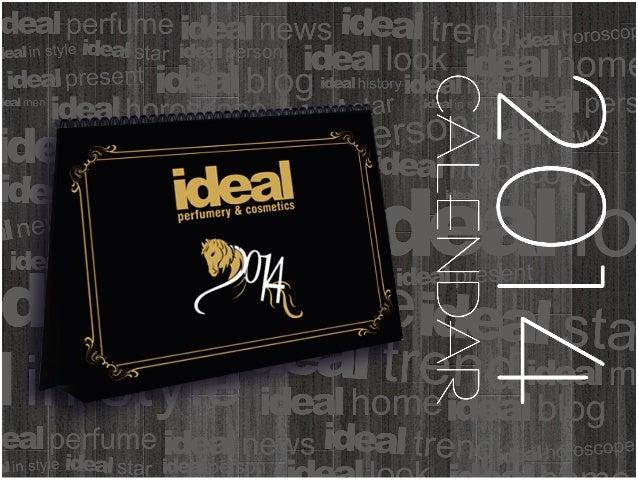 Calendar ideal update