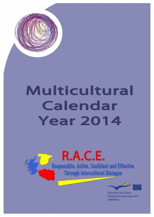 Calendario  RACE COMENIUS