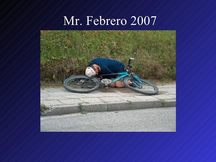 Calendario Bacardi2007 Slide 3
