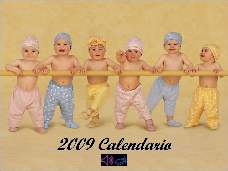 2009 Calendario