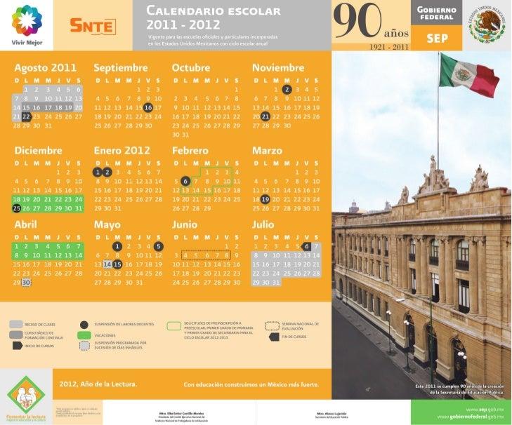Calendario11 12