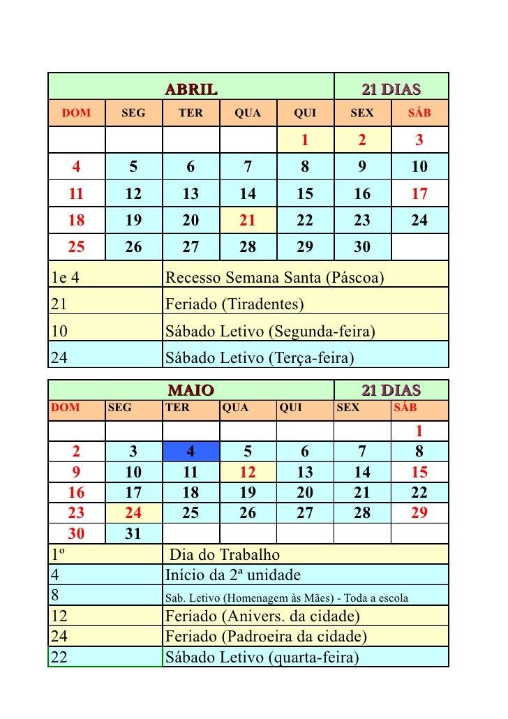 Calendario 2010 -_humberto Slide 3